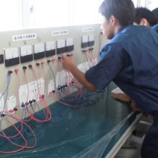 e5発電機負荷試験