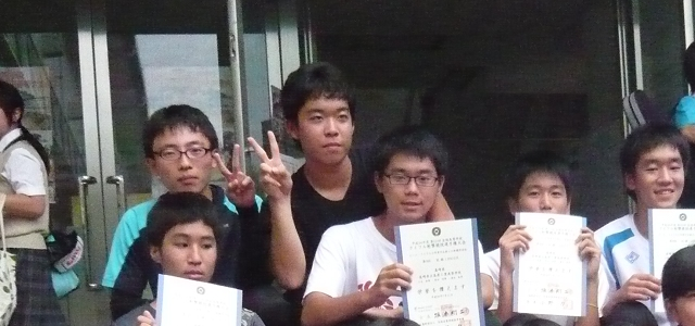 平成26年度全国高等学校ライフル射撃競技選手権大会
