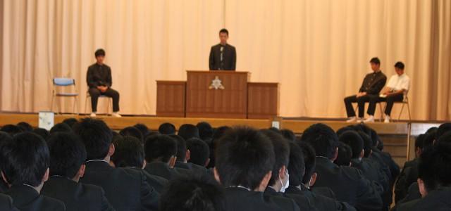 平成26年度生徒会総選挙