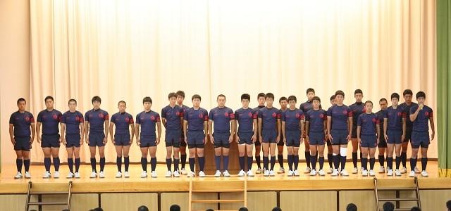 H27 高総体 ラグビー競技