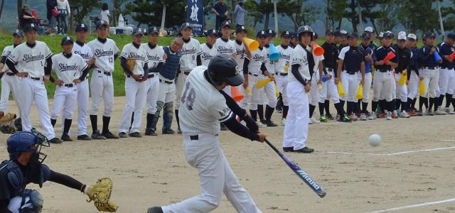 H27 高総体 ソフトボール競技
