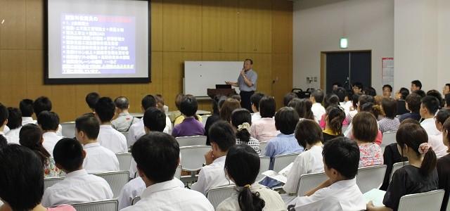 平成27年度地区別学校説明会(中学生・保護者対象)