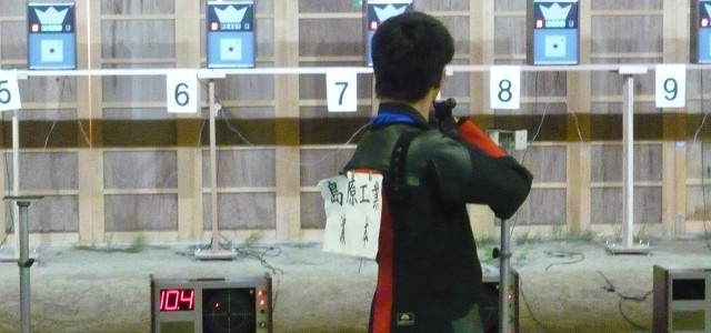 H27 全国大会 射撃競技
