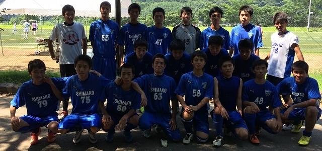 H27 全国高等学校サッカー選手権大会 長崎県中地区予選