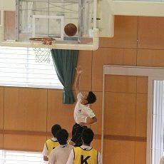 一学期校内競技大会・終業式